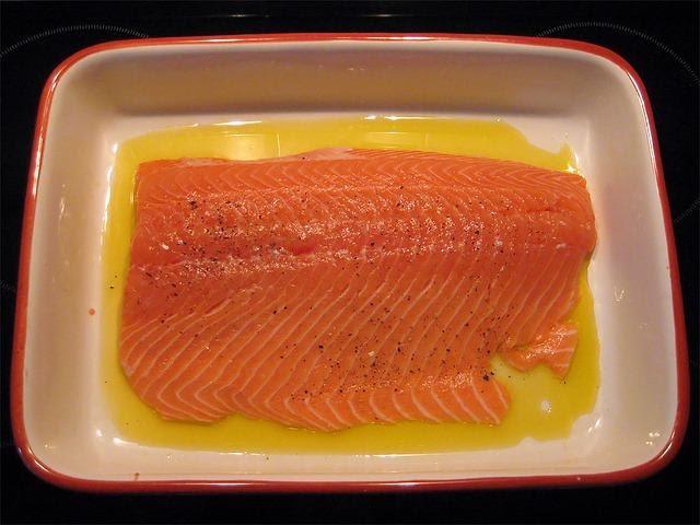 Fish Oil Intake