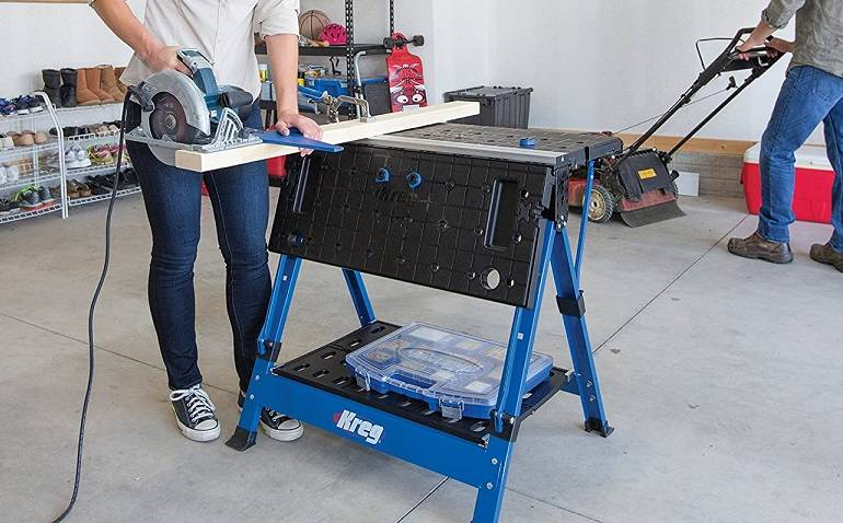 A Brief Introduction Portable Workbench