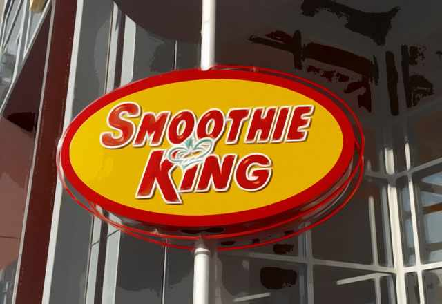 Healthiest Smoothie at Smoothie King With Ingredients