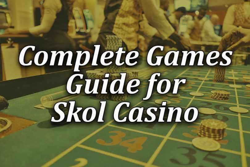 Skol Casino New Zealand