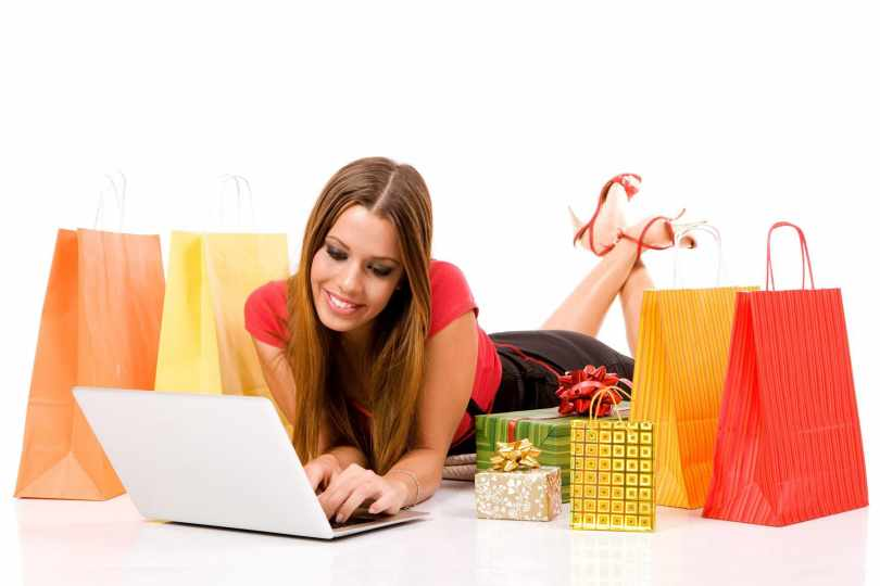 Online stores replace physical shops