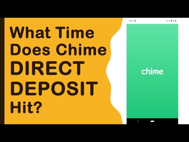 Chime Direct Deposit