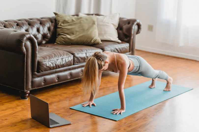 Your Home Workout Routine