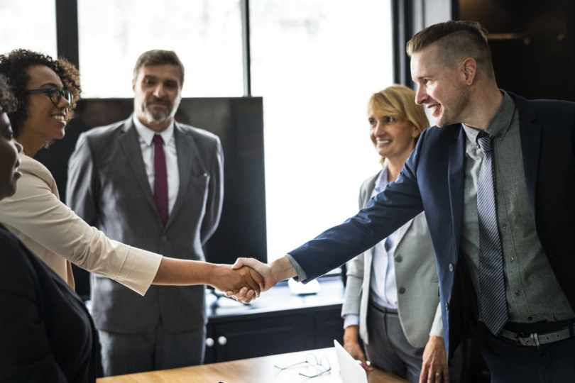 Building Business and Customer Relationships