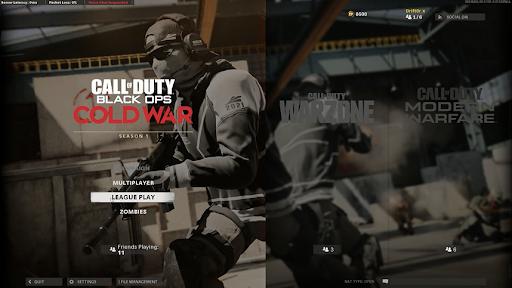 Black Ops Cold War League
